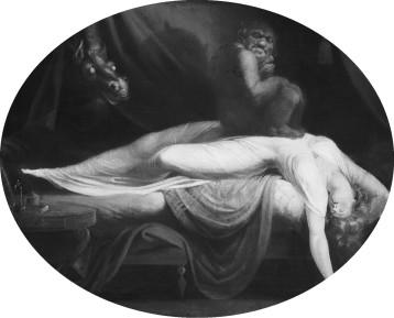 The Nightmare by John Henry Fuseli