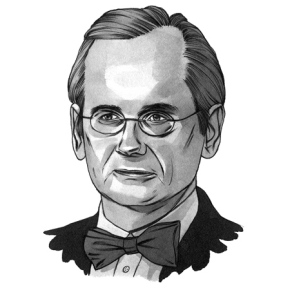 Exit Lawrence Lessig